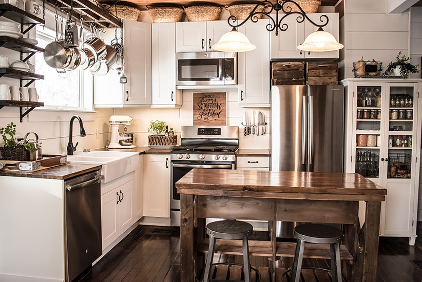 12 storage solutions to organize and maximize a small kitche