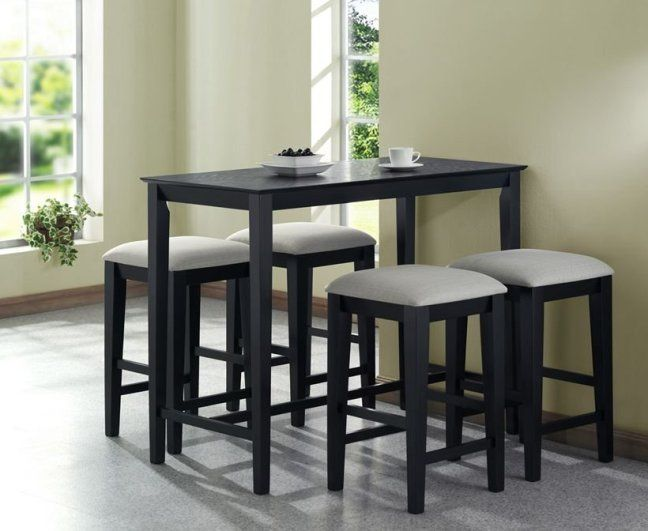 Kitchen Table And Chairs For Small Spaces