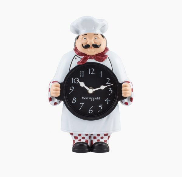 40 Beautiful Kitchen Clocks That Make The Kitchen Where The Heart