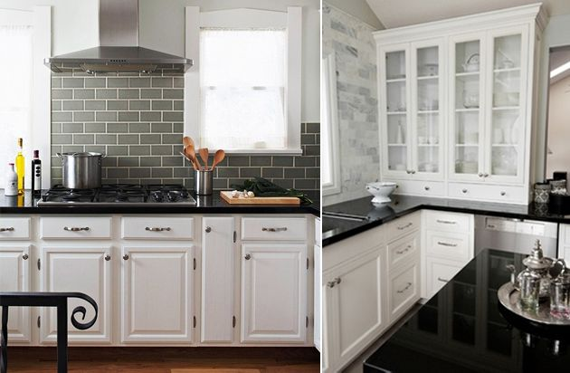 How to Pair Countertops and Backsplash | Kitchen cabinets .