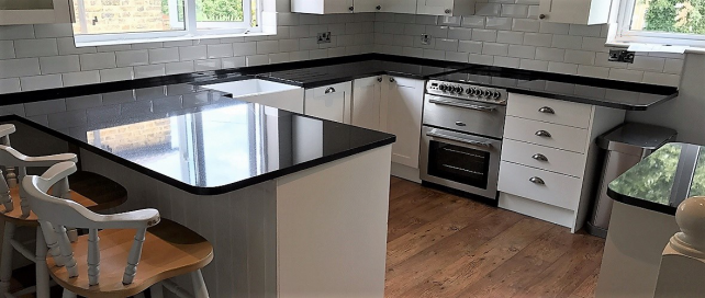 10 Ways to Fill the Space Underneath Your Kitchen Worktops .