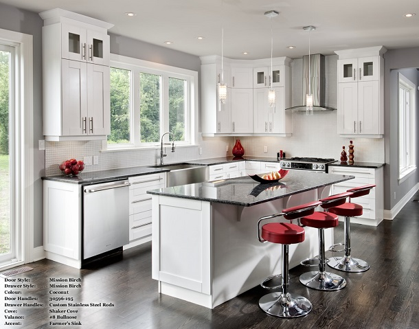 Can I Have Light Kitchen Cabinets With Dark Floo