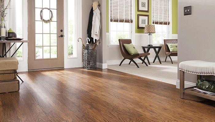 Laminate Wood Flooring Ide