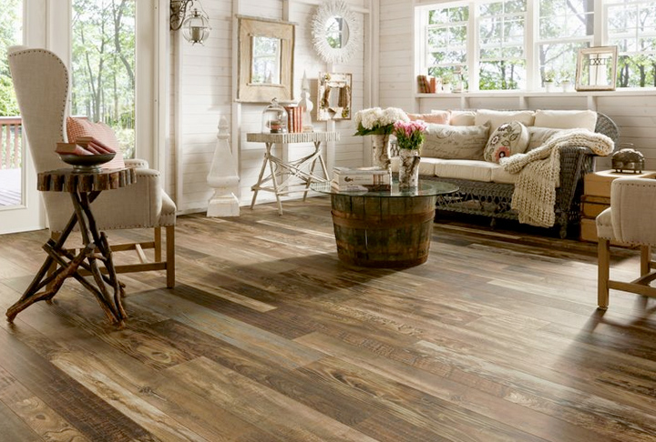 10 Benefits from Using Laminate Wood Floori
