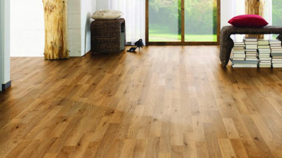Laminated Wood Flooring – A Cost Effective Flooring Option – Pin .