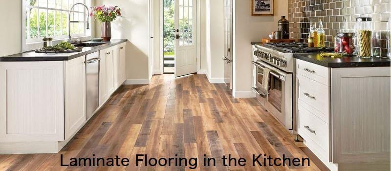 Laminate Flooring in the Kitchen – Pros & Cons, Options and Ideas .