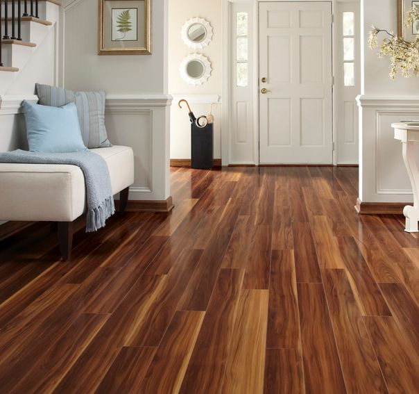 How To Clean Laminate Wood Floors Without Doing Dama
