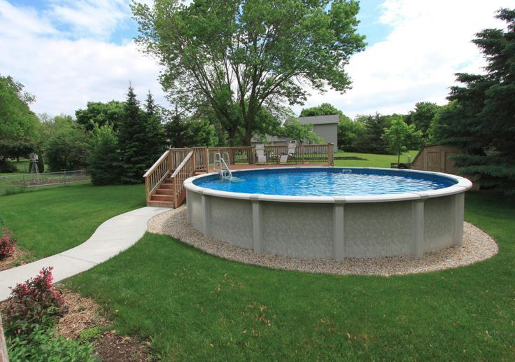 Pool Shapes, Features & Design Options | Above ground pool .