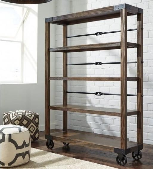 100 Large Bookcase | Fisher Home Furnishings | Open Bookcas
