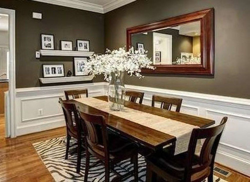 49 Stylish Large Decorative Mirrors Ideas For Dining Room   Mirror .