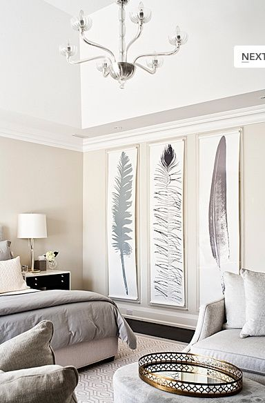 Decorating Large Walls - Large Scale Wall Art Ideas | Decor .