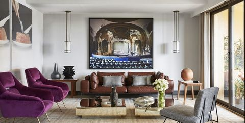 45 Best Wall Decor Ideas - How to Decorate a Large Wa