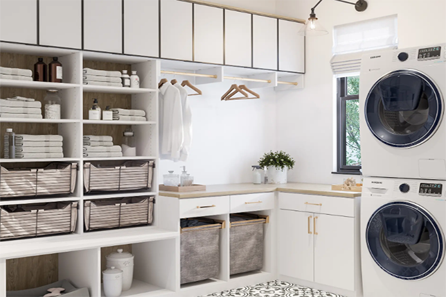 Laundry Room Ideas | Make the Most of Your Space | Décor A