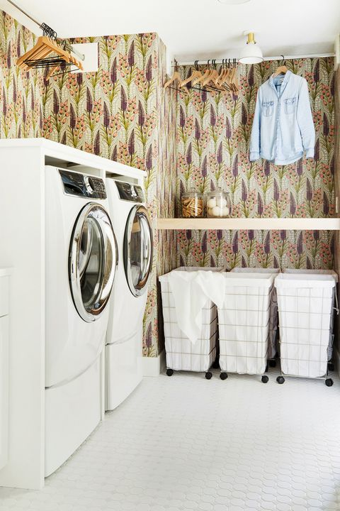 17 Clever Laundry Room Ideas - How to Organize a Laundry Ro