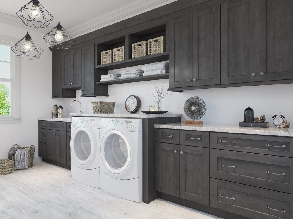 6 Innovative Laundry Room Ideas – The RTA Sto