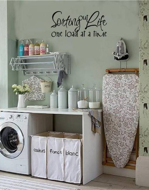 20 Smart Laundry Room Design Ideas and Tips for Functional Decorati