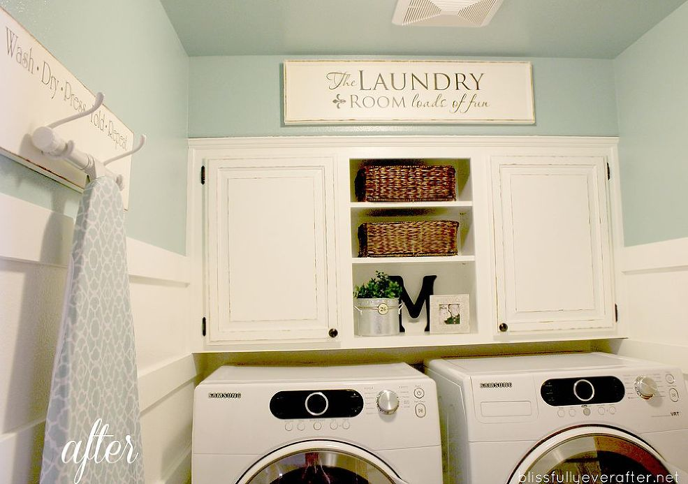 10 Laundry Room Ideas for Decoration and Organization | Build Real