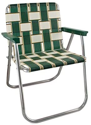 Amazon.com: Lawn Chair USA Aluminum Webbed Chair (Picnic Chair .