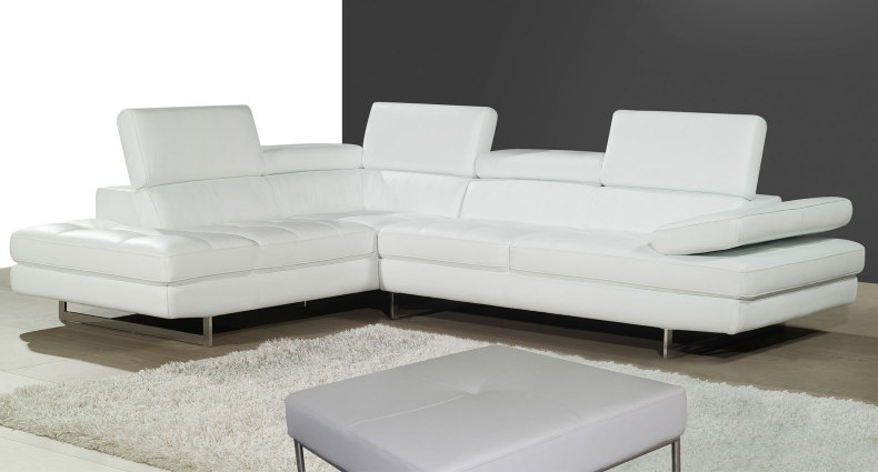 Modern Leather Corner Sofas Create the WOW Factor in your Home .