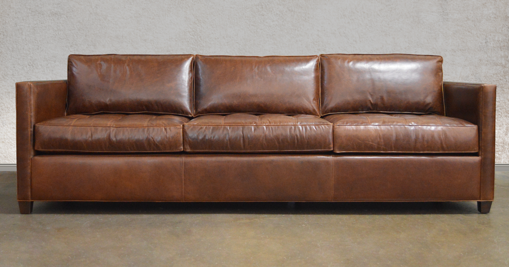 American Made Leather Furniture, Leather Sofas, Leather Chairs .