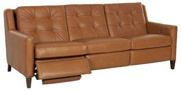 Lowry Mid-Century Modern Power Wall Hugger Reclining So