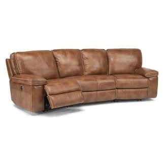 Curved Reclining Sofa - Ideas on Fot