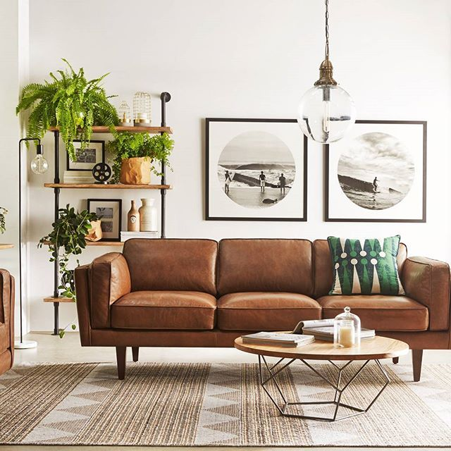 Leather Settees For Living Room