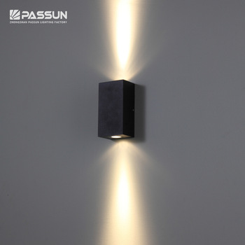 Exterior Ip65 Waterproof 6w 2way Outside Led Wall Light - Buy Wall .