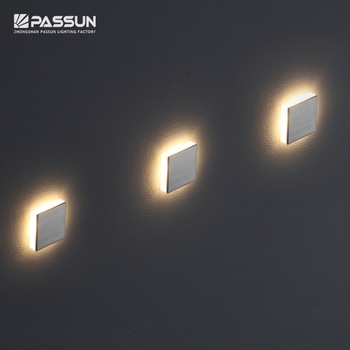 Ip20 Interior Recessed Led Wall Lighting/led Step Lights Indoor Or .