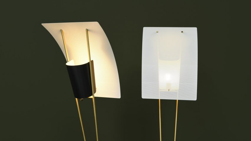 Sammode reissues classic lighting designs by Pierre Guaric