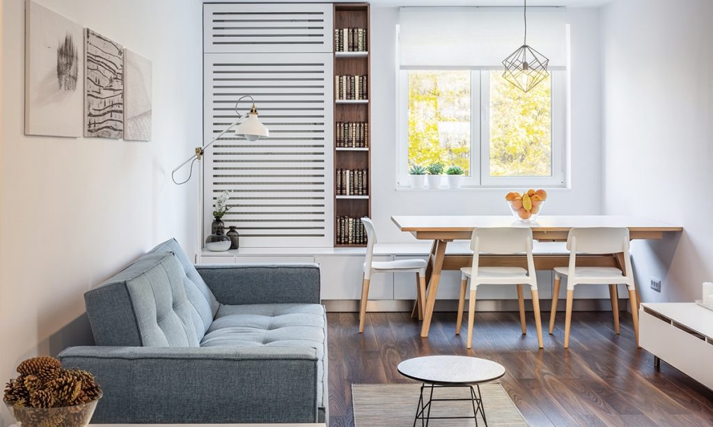 Living & Dining Room Combo: 51 Images & Tips To Get It Rig