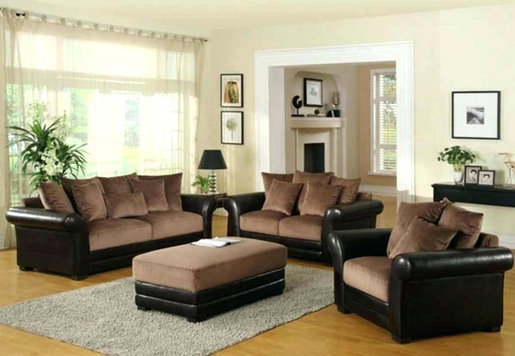 Brown Couches Living Room Design Couch Decorating Ideas Sofa Dark .
