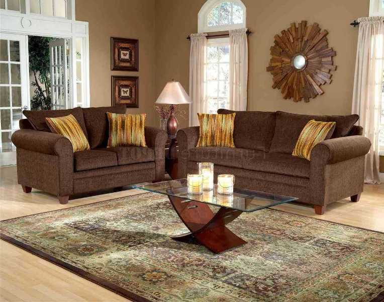 Living Room Paint Color Ideas With Brown Furniture — Oscarsplace .