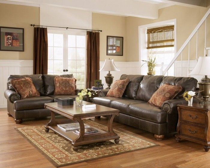 Living Room Color Ideas For Brown Furniture: TOP 3 Choices to .