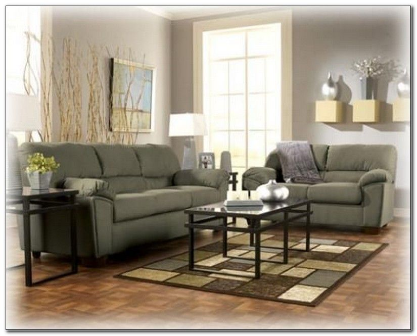 Sage Green Sofa Decorating Ideas   Green couch living room .