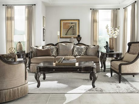 A.R.T. Furniture Giovanna Azure Living Room Set | AT5095015527ABS