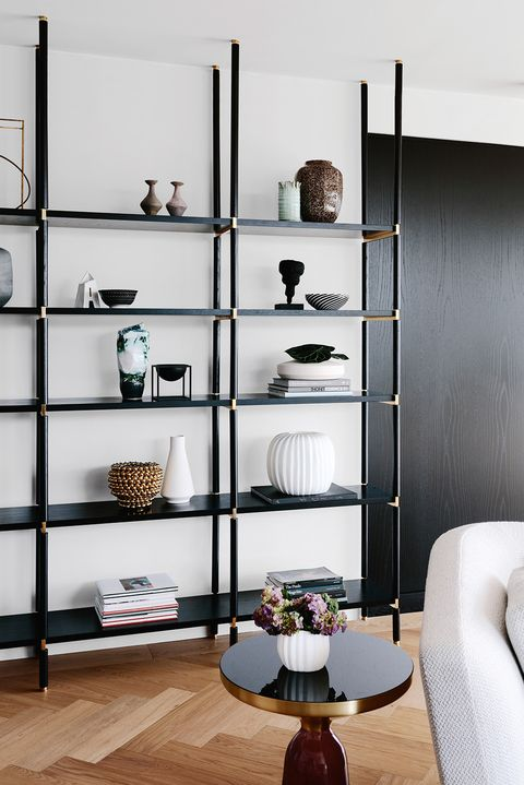 15 Stylish and Clever Living Room Storage Ide