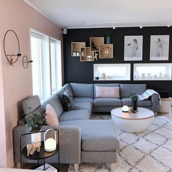 41+Understanding Grey Living Room Ideas for Gorgeous and Elegant .