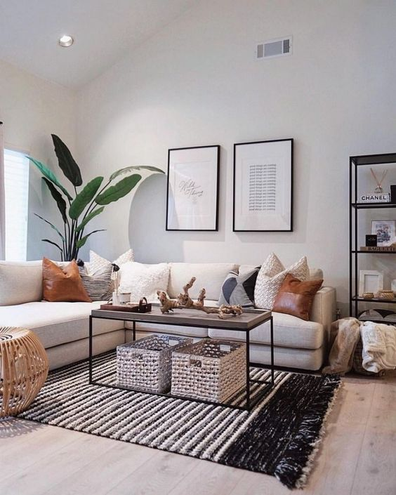 Adorable Simple Living Room Ideas for Minimalist Home | DecorTren