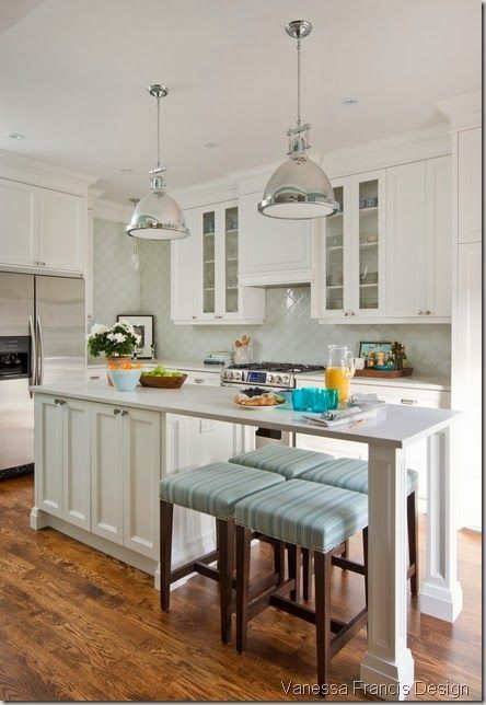 12 Inspirational Kitchen Islands Ideas | Kitchen design small .