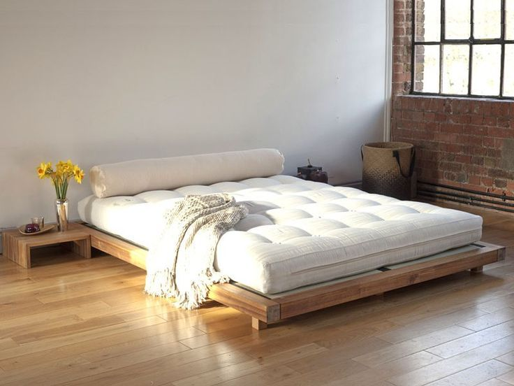 Right Bed Frames to support your Interior Accessories | Minimalist .