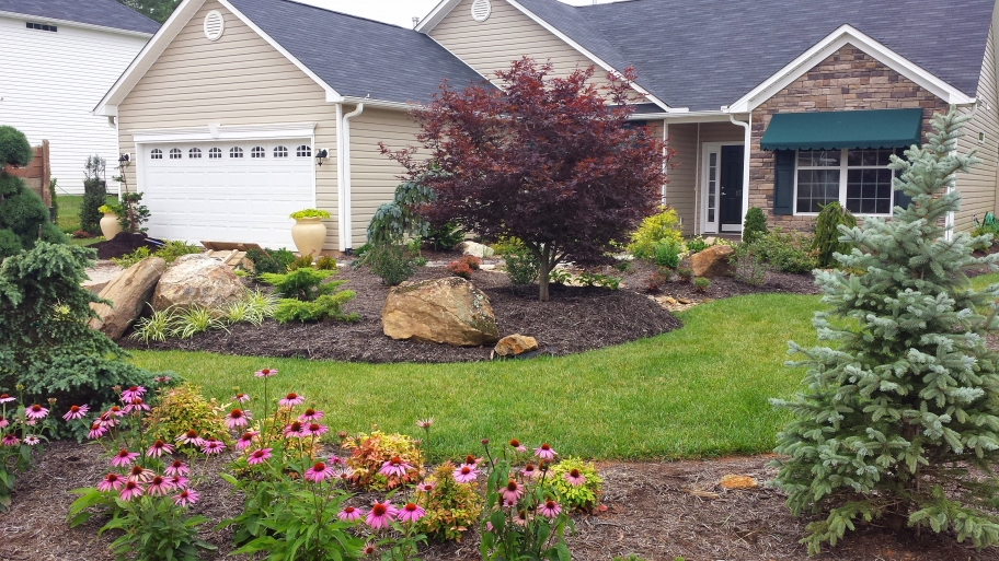 Low Maintenance Landscaping Ide