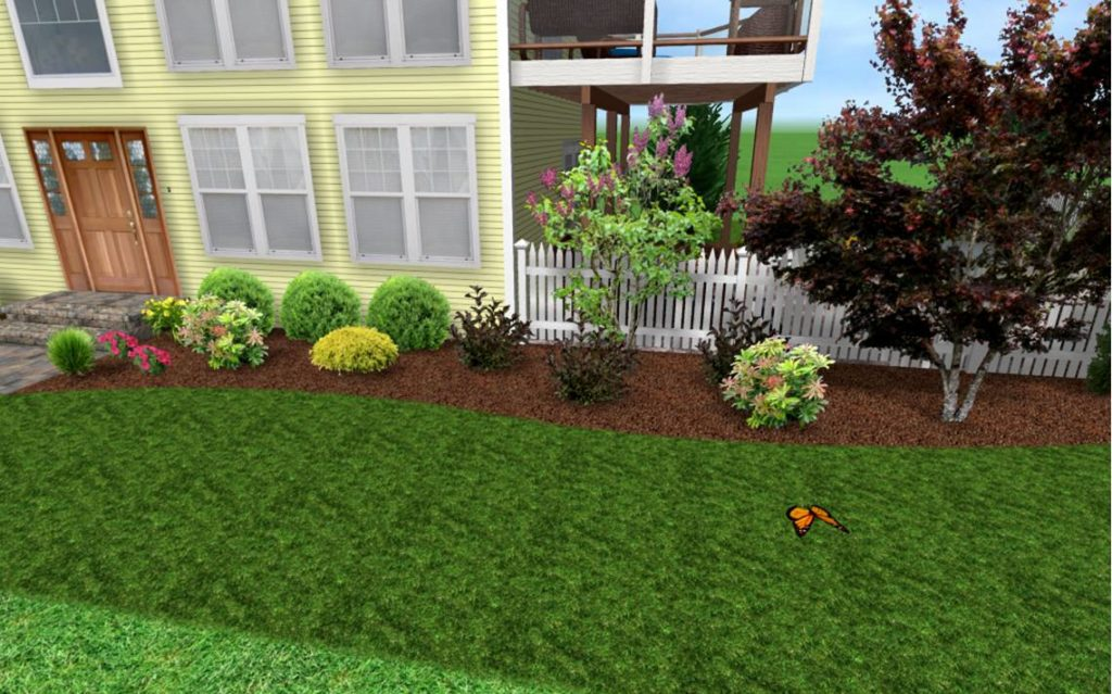 41 Simple Low Maintenance Front Yard Landscaping Ideas, Low .