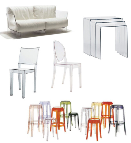 lucite-furniture-image   lucite furniture, including the gho…   Flic