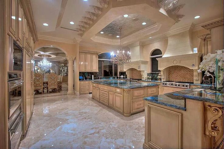 15 MUST SEE DREAM HOME Kitchens [A Cooks Paradise] – Dream Homes .