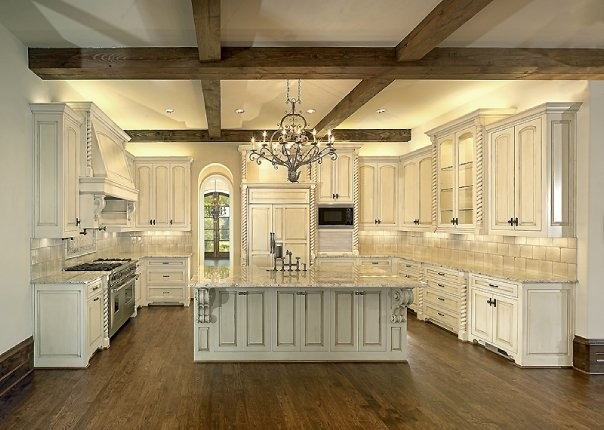 Luxury Kitchens 15 Inspiration - EnhancedHomes.o