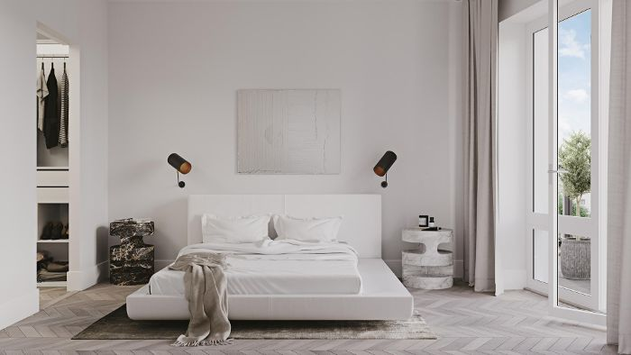 This Is How a Minimalist Decorates a Ho