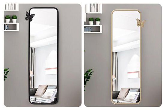 China Full Length Floor Standing Mirror/ Wall-Mounted Mirror .