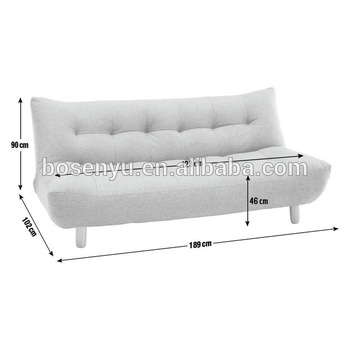Decorative Furniture,Sleeper Couch Modern Design,2 Seater Sofa Bed .