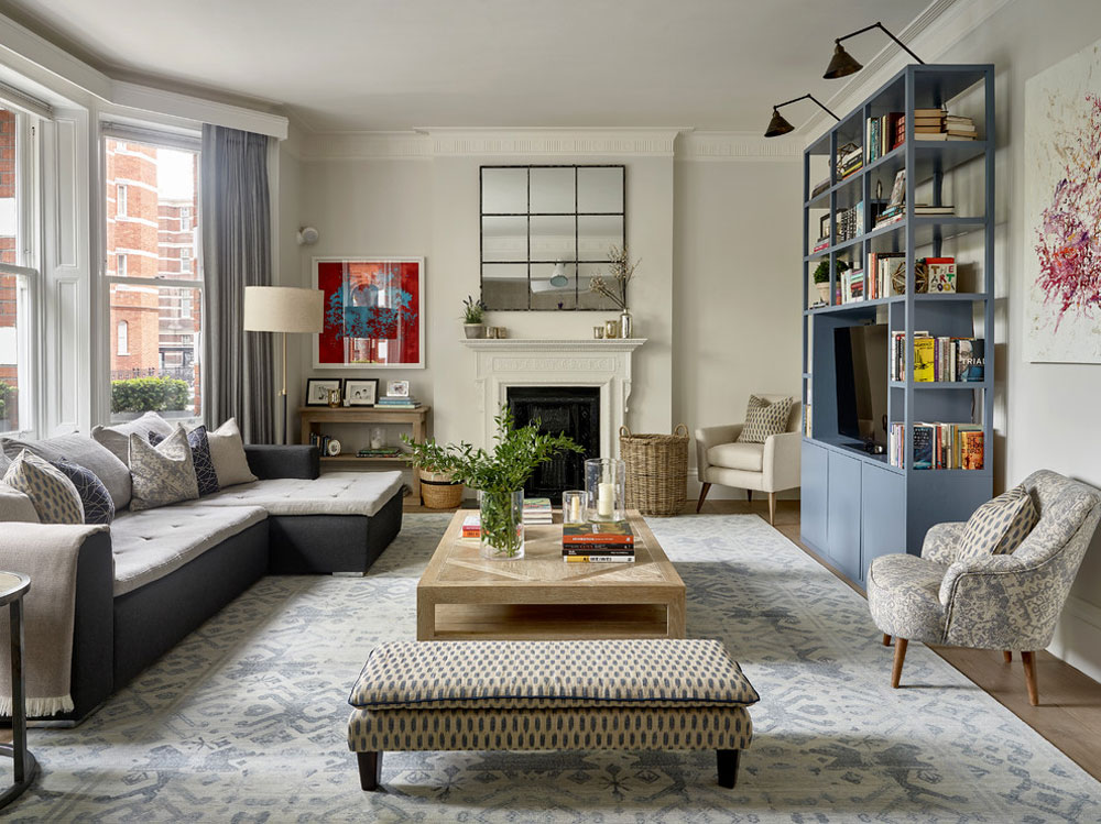 Decorating a modern apartment: décor, furniture, and ide